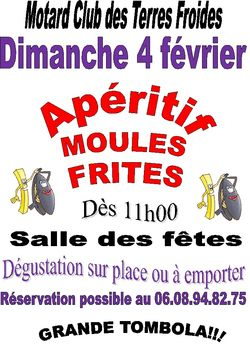 apero moules frites